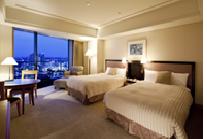 横浜ベイホテル東急 客室一例