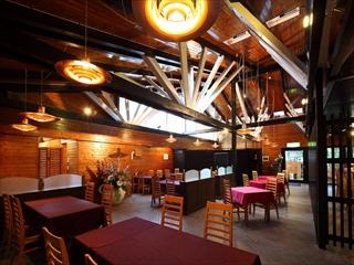 ホテル併設イタリアンレストラン HANA